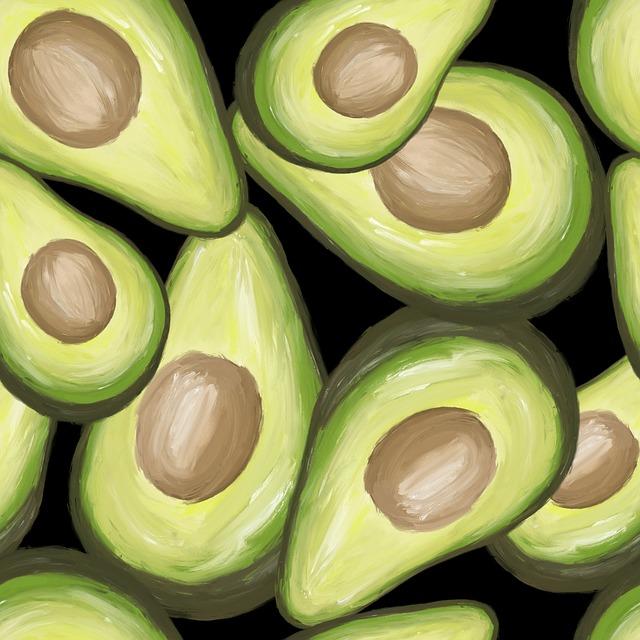 Avocados, Food, Vegetables, Nature, Diet, Nutrition