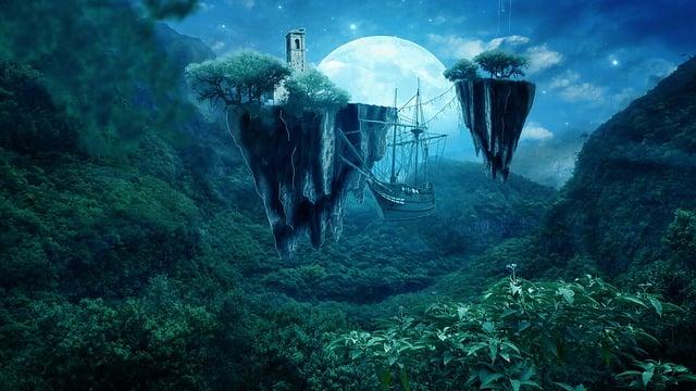 Photo Manipulation, Digital Art, Artwork, Fantasy