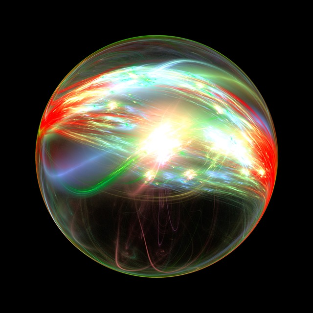 Fractal, Sphere, Maru, Digital Art, Art