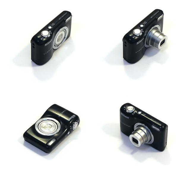 Nikon L29, Digital, Camera, Compact