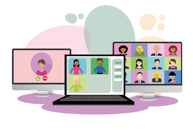 Video Conference, Webinar, Digitization, Digital
