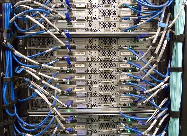 Sever, Digitization, Mainframe Computer, Computer