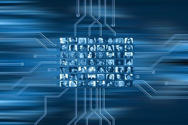 Digitization, Board, Conductors, Faces, Human, Friends