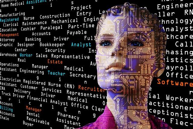 Professions, Job, Digital, Digitization, Board, Network