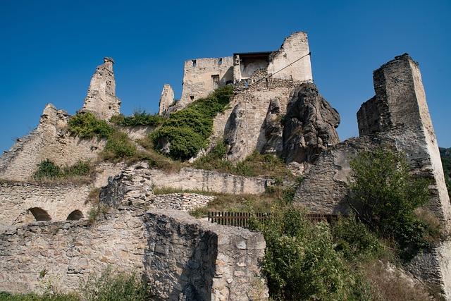 Ruin, Old, Break Up, Dilapidated, Architecture