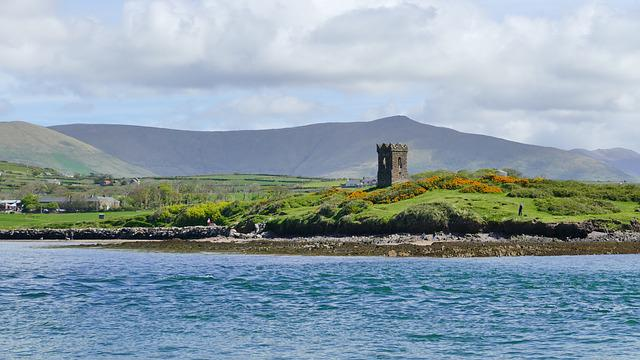 Dingle Bay, Ireland, Landscape