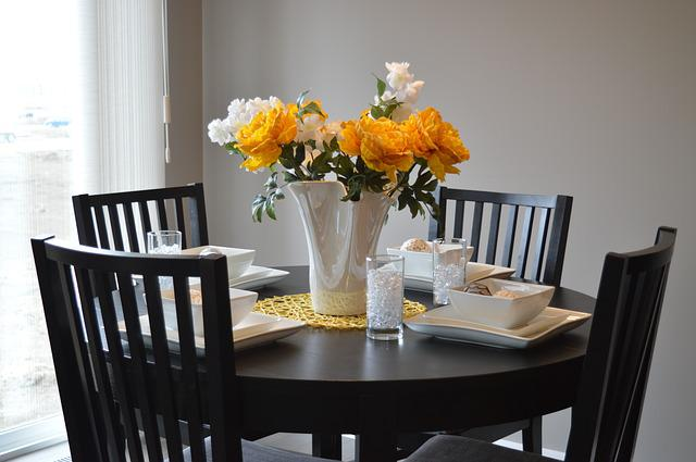 Dining Table, Dining Room, Furniture, Chairs, Seating