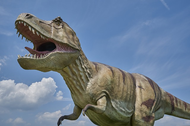 Dinosaur, Prehistoric, Carnivores, Prehistoric Times