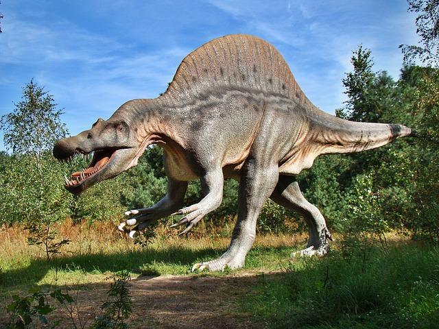 Dinosaur, Dinosaur Park, Model, Prehistory, Predator