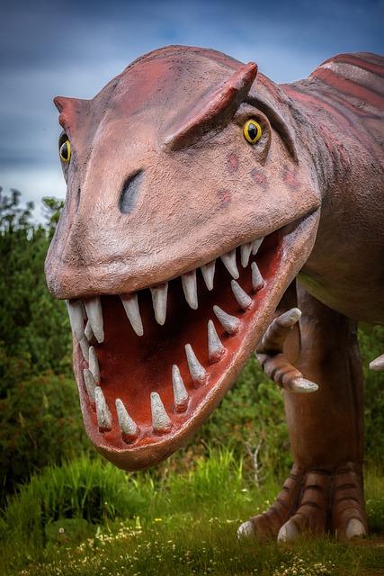 Dino, Dinosaur, Prehistoric Times, T Rex, Reptile