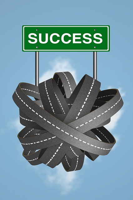 Success, Road To Success, Direction, Business, Road