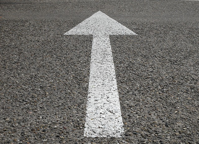 Street, Arrow, Sign, Way, Direction, Street Signs