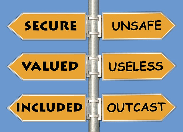 Signs, Directions, Choosing, Judgment, Security