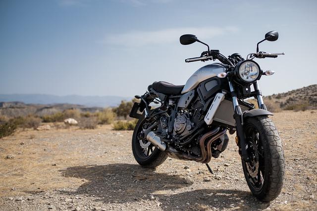 Dirt Road, Motorbike, Motorcycle, Outdoors, Road