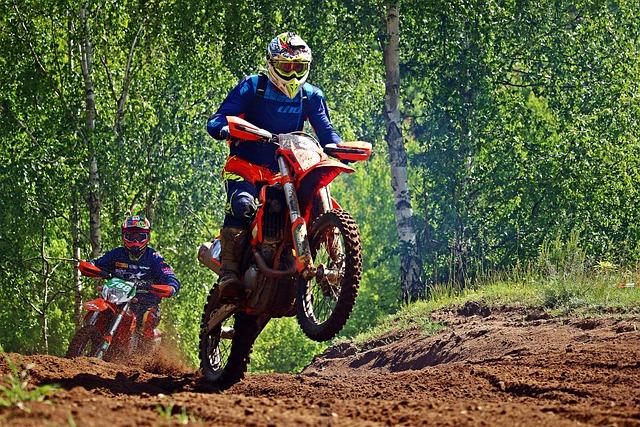 Enduro, Motocross, Dirtbike, Motorcycle, Cross, Race