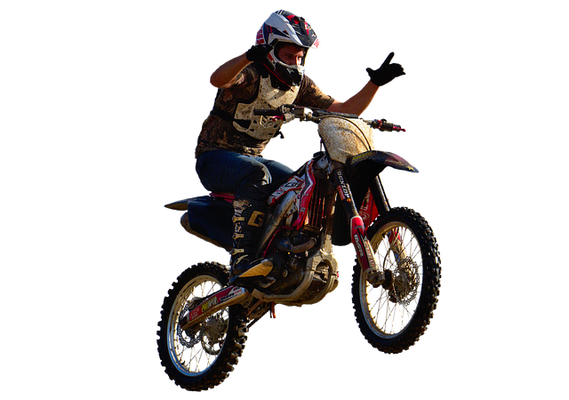 Motocross, Stunt, Freestyle, Dirtbike, Transparent