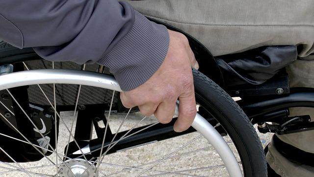 Wheelchair, Disabled, Person With Reduced Mobility, Man