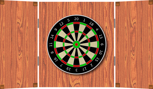 Darts, Target, Game Of Darts, Bull's Eye, Disc