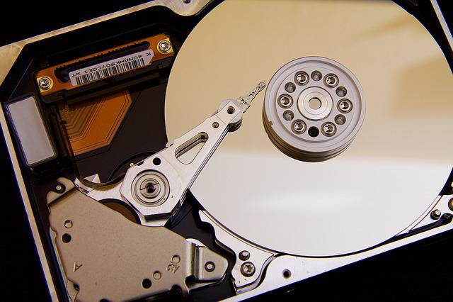Disc, Reader, Reading Arm, Hard Drive, Pc, It