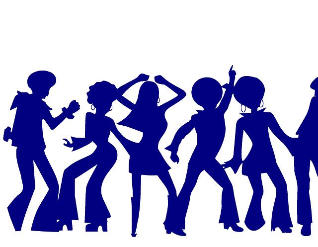Disco, Dancing, Dance, Party, Music, Club, People, Fun