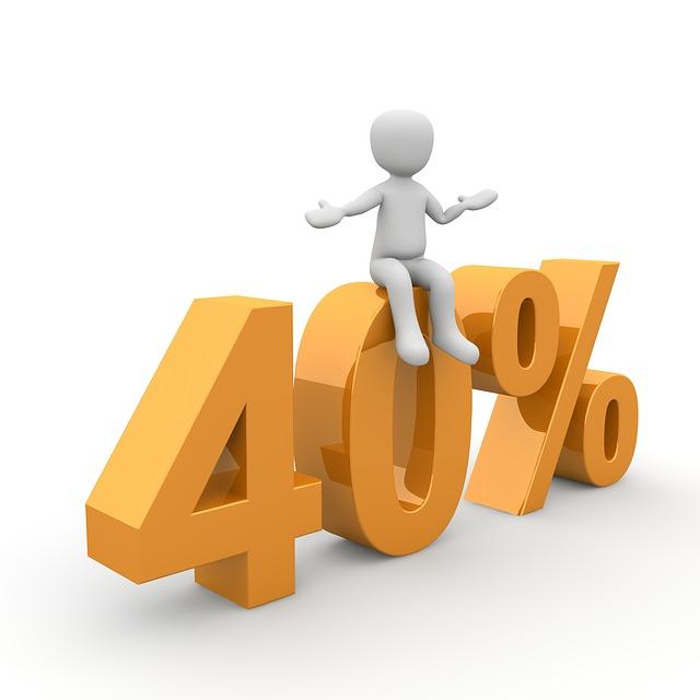 Discount, Percent, Save, Advantage, Shopping