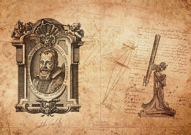 Galileo, Telescope, Invention, Discovery, The Beam Path