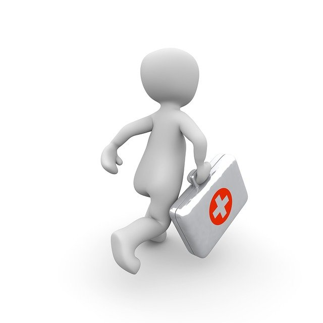 Doctor, First Aid, Profession, Disease, Medical