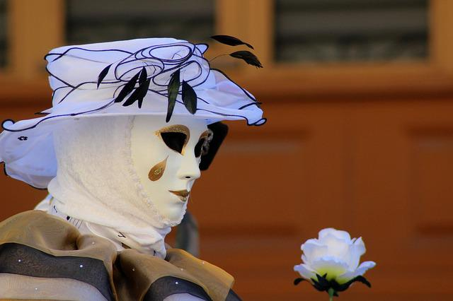 Carnival, Mask, Disguise, Venice