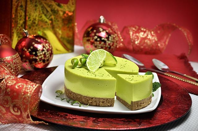 Christmas, Foot Lemon, Lemon, Red, Decoration, Dish