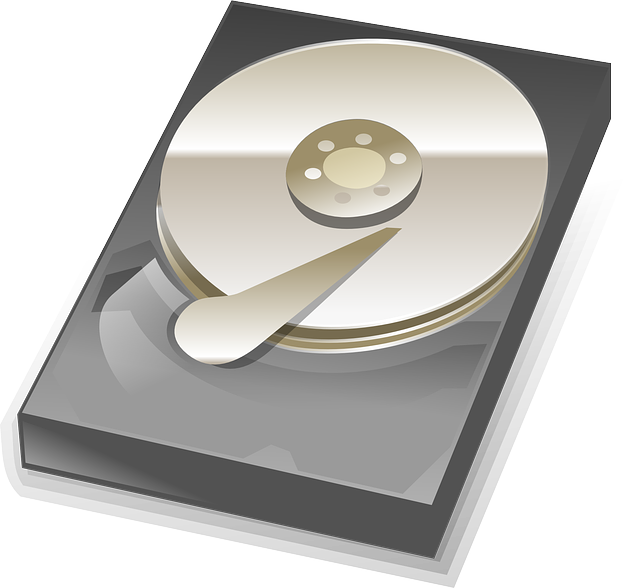 Hard Disk, Technology, Electronics, Disk, Storage