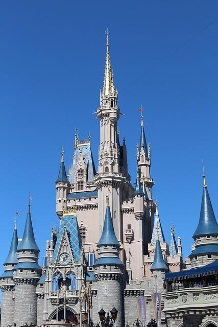 Disney World, Magic Kingdom, Florida, Orlando, Disney