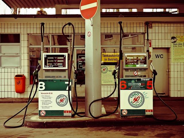 Petrol Stations, Dispensers, Petrol, Gas, Refuel, Fuel