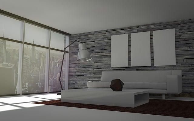Room, Art, Spaces, Real Estate, Display, Living Room