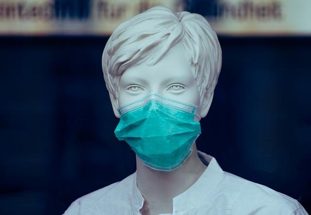 Mask, Corona, Protection, Display Dummy, Infection