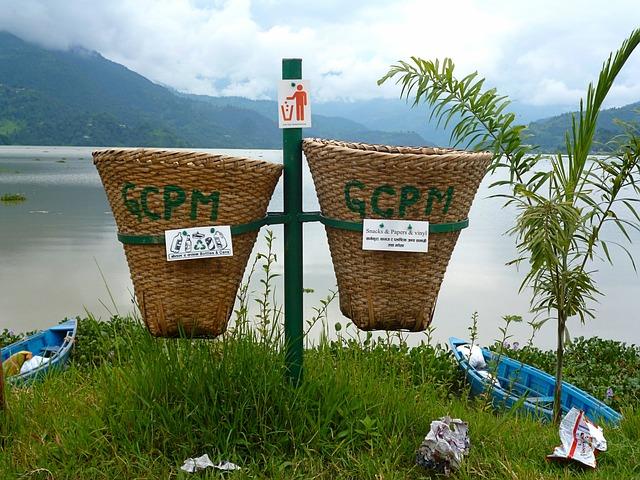Waste Separation, Baskets For Rubbish, Disposal, Waste