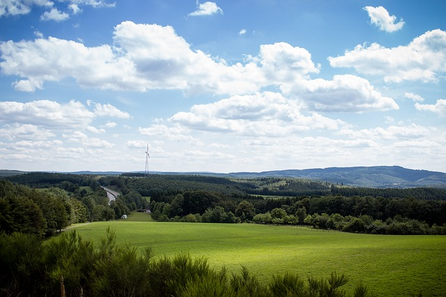 View, Landscape, Outlook, Hill, Panorama, Distant View