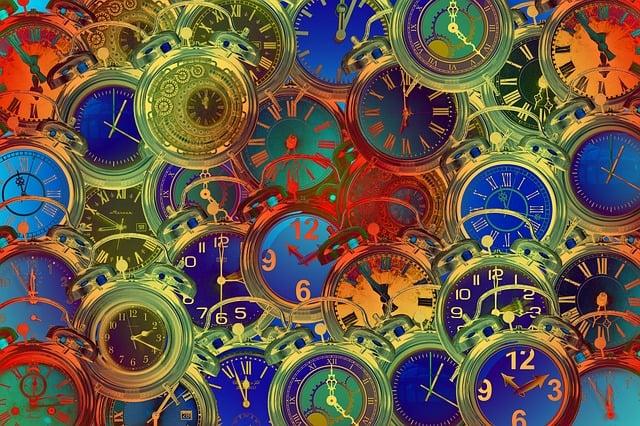 Time, Clock, Distortion, Time Distortion, Alarm Clock
