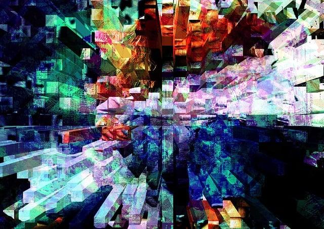 Glitch, Glitch Art, Distortion, Tv, Noise, Backdrop