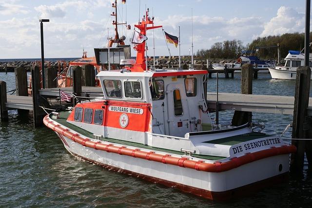 Waters, Port, Sea Rescue, Seafaring, Distress Rescue