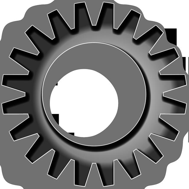 Tooth, Gear, Sprocket, Symbol, District, Wheel