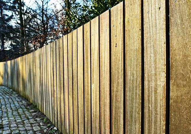 Fence, Wood, Wooden Fence, Plank, Barrier, Division
