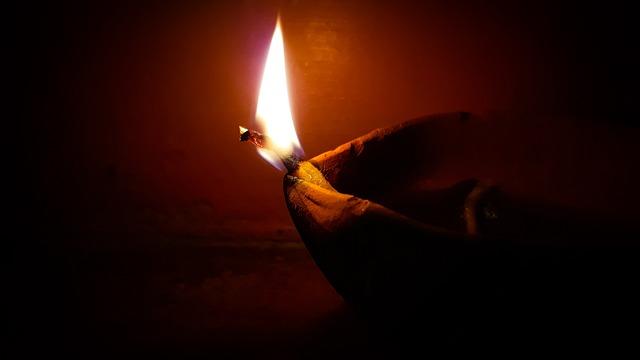 Diwali, Indian Testable, Close Up Light