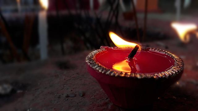 Diwali, Lighting, Lamp