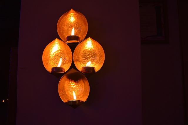 Diwali, Deepavali, Light, Lamps, Oil, Diya, India