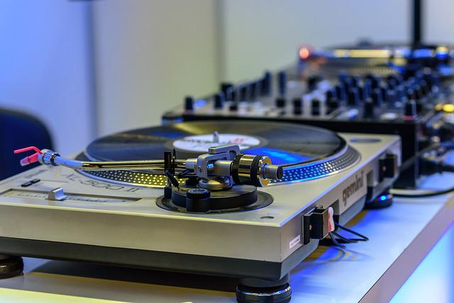 Dj, Mixer, Club, Music, The Console, Sound, Night
