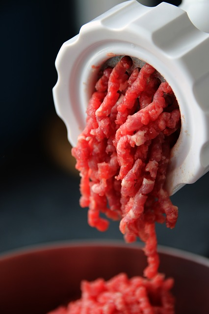 Mincer, Minced Meat, Ground Beef, Do It Yourself, Hack