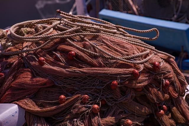 Rope, Mooring, Cord, Fishing Net, Port, Harbor, Dock