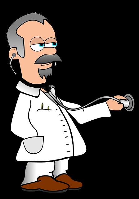Stethoscope, Doctor, Investigation, Formed, Medical