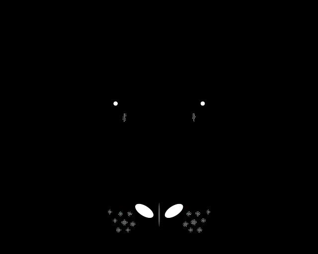 Dog, Vector, Head, White, Background, Labrador, Animal