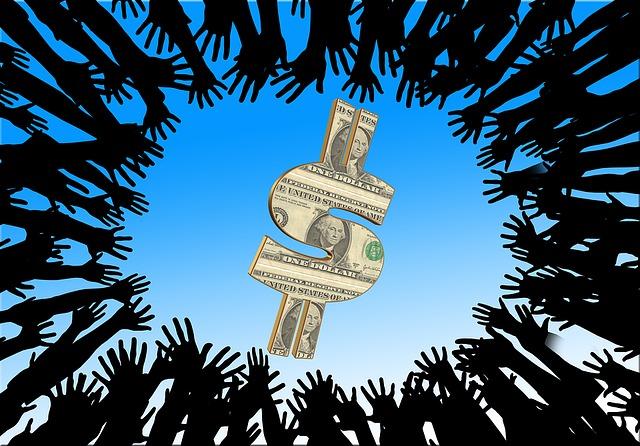 Hands, Access, Dollar, Finger, Profit, Economy, Secure